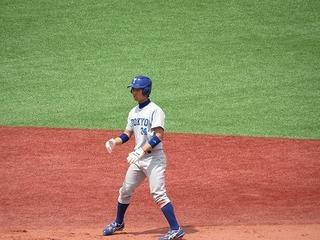 東京大学・楠田選手